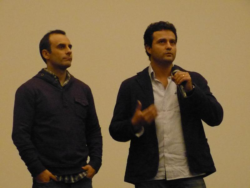 Rui Urnas e Marcelo Galvão