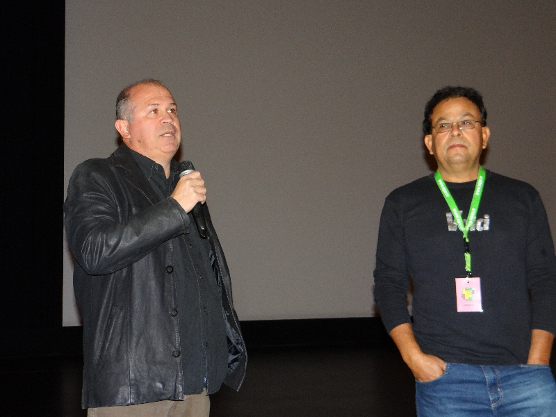 Rojer Madruga e Pedro Lacerda