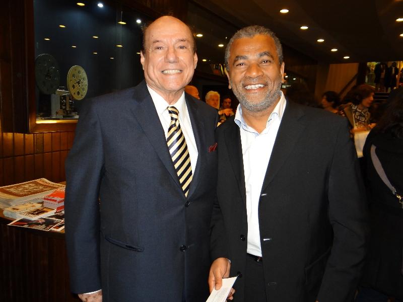 Louis Azededo e Zézé Gamboa