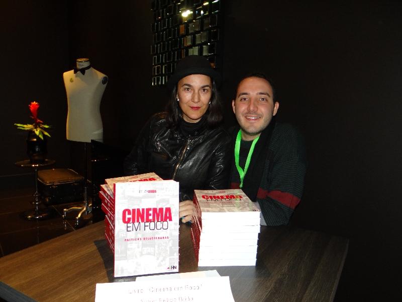 Adelaide Freitas e Felipe Boso Brida
