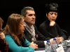 Ivonete Pinto, José Vieira Mendes e Letícia Constant