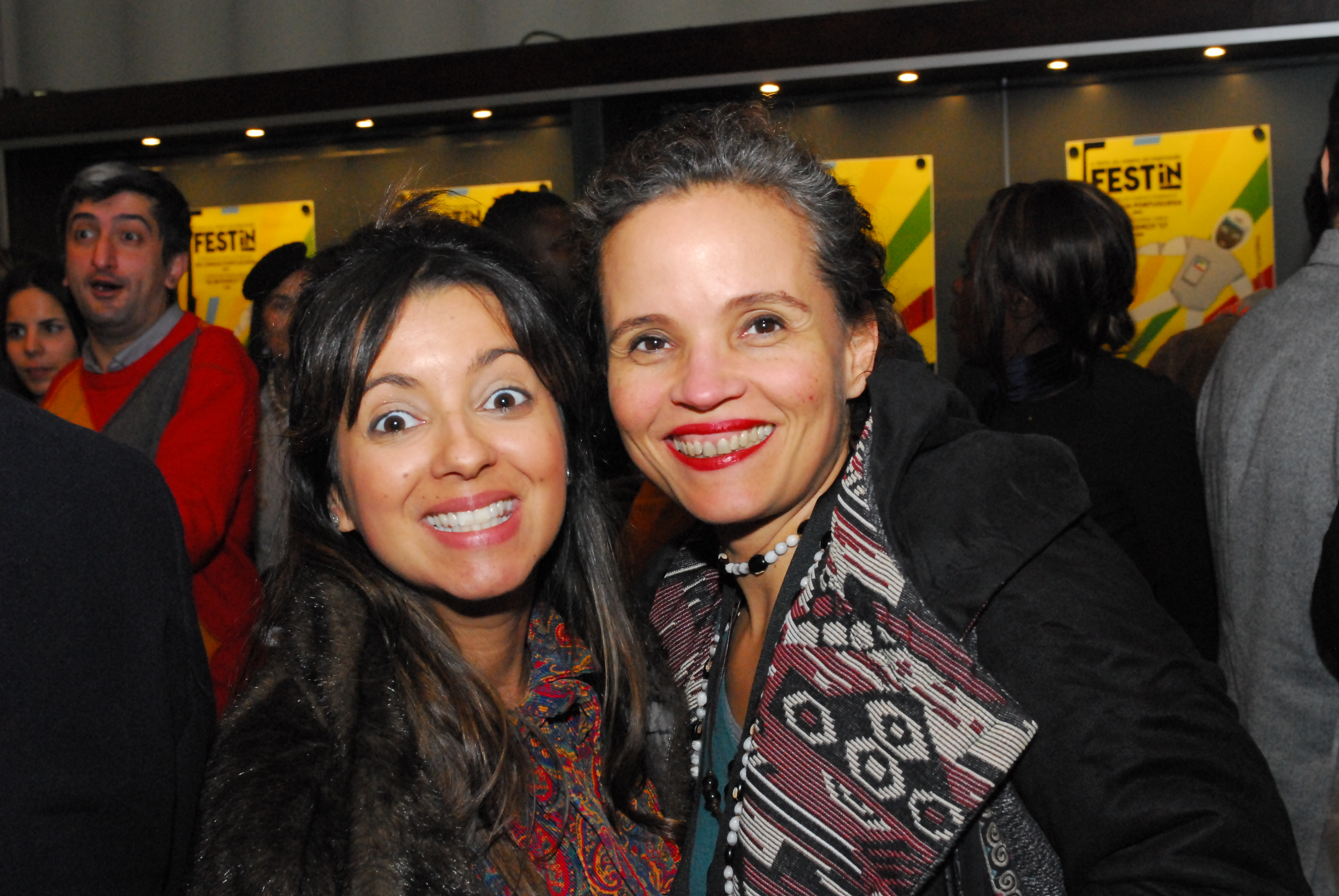 Dani Rosado e Fernanda Borba